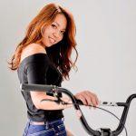美人女性BMXライダー・飯端美樹