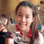 世界のロードバイク美女