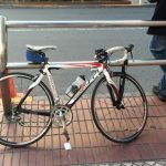 盗難を防ぐロードバイクの駐輪の仕方