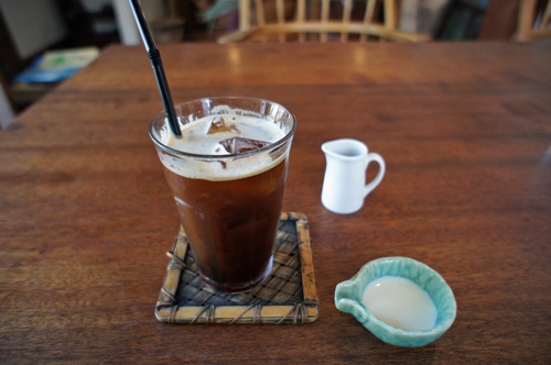 無農薬コーヒー