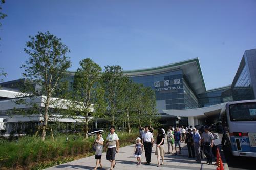 新国際線ターミナル