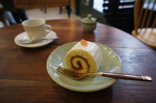 エスプレッソ&ケーキ