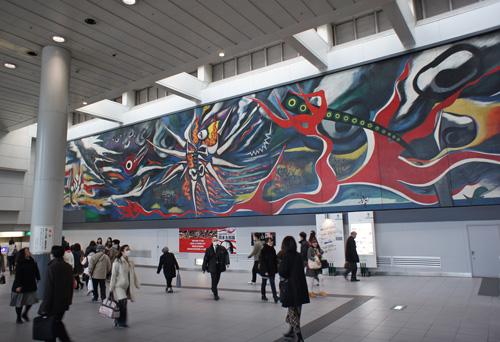 渋谷マークシティー