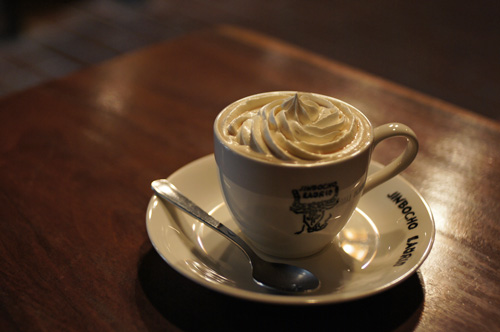ウインナコーヒー
