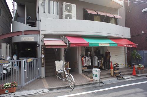 カフェ・モンク