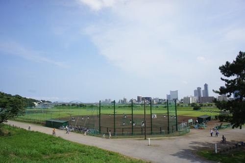 多摩川グランド