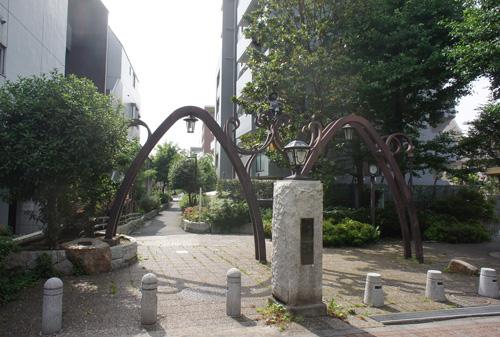 桃園川緑地