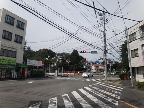 武蔵大和駅西
