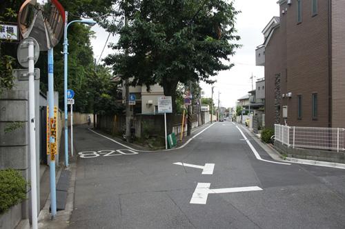 荒玉水道道路