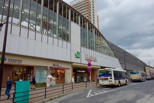 武蔵小金井