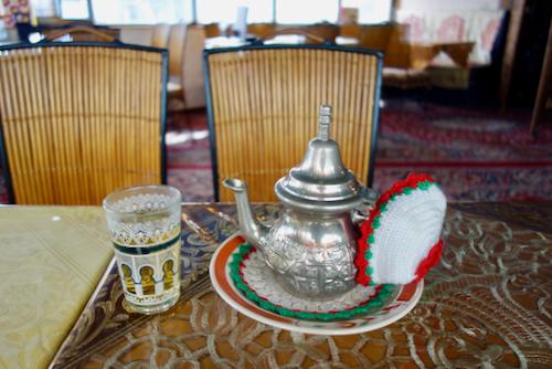 モロッコティー